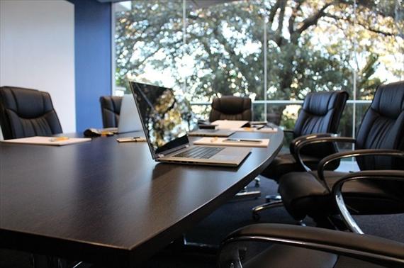 会議室風景