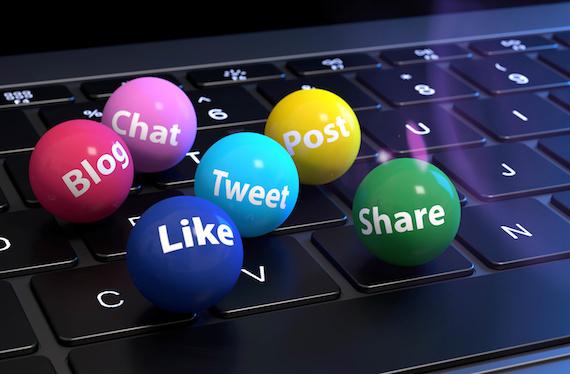 Tastaur und social media