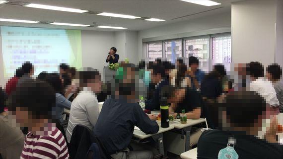 新井一起業セミナー