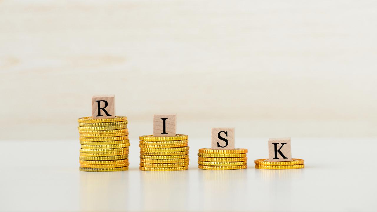 リスクを減らす