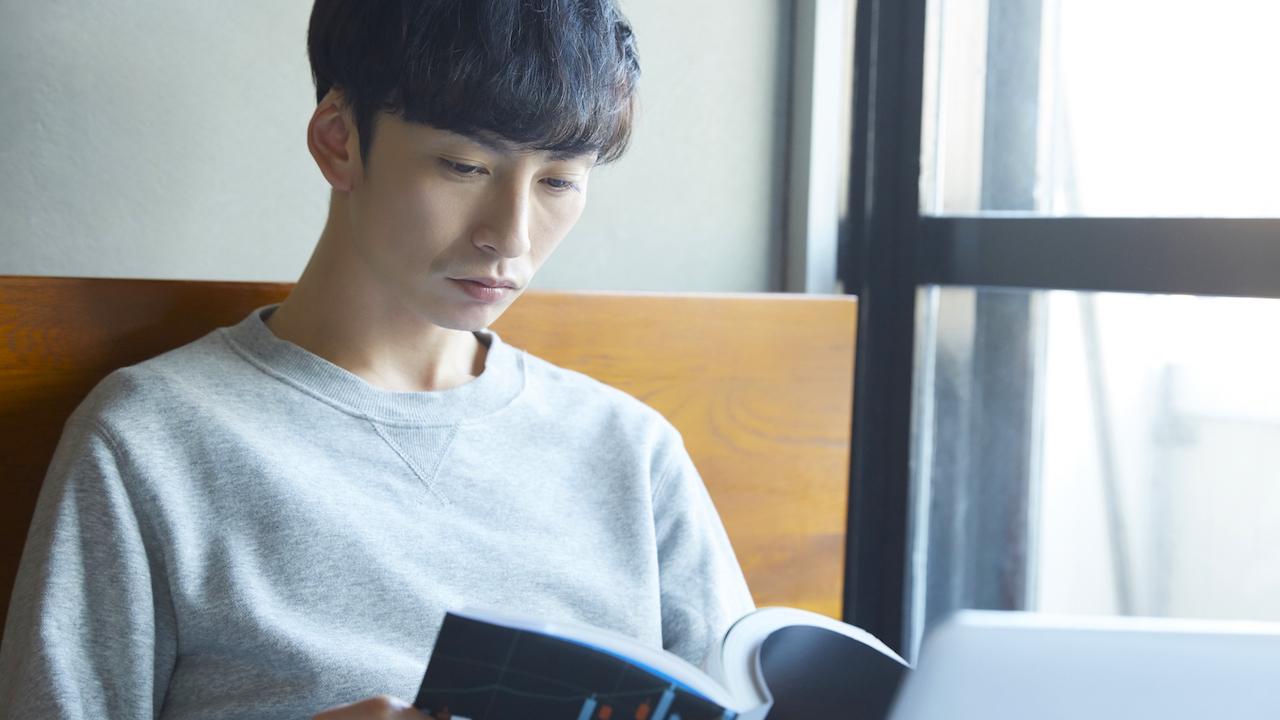 本を読んで勉強